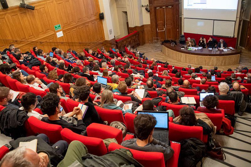 Conference : Capitalisme et justice (LIRSA)