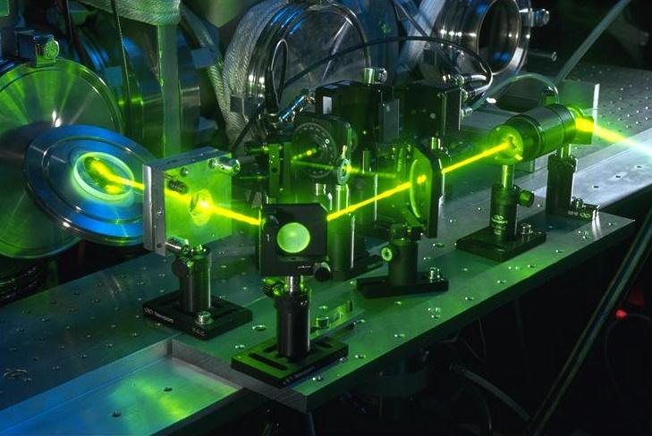 Recherche en Radiometrie a l'INM