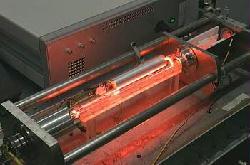 Etalon primaire (laser He:Ne stabilisé sur l'iode)