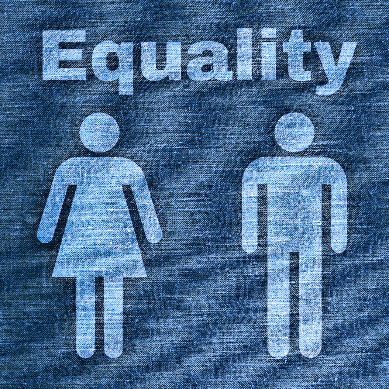 égalité femmes hommes ©pixabay
